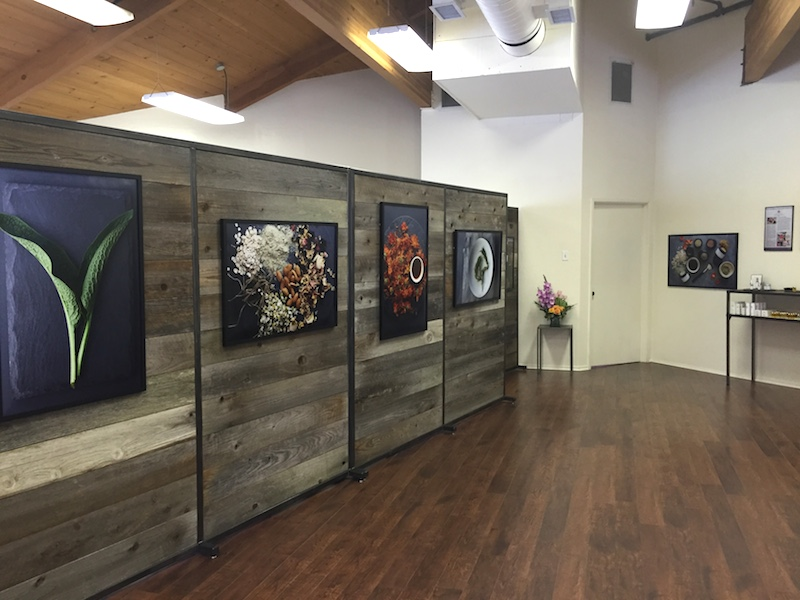 The skincare studio and shop in Sausalito