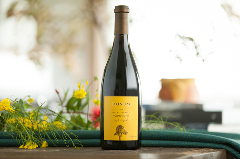 WeiWei's new labels debut on the 2014 vintages