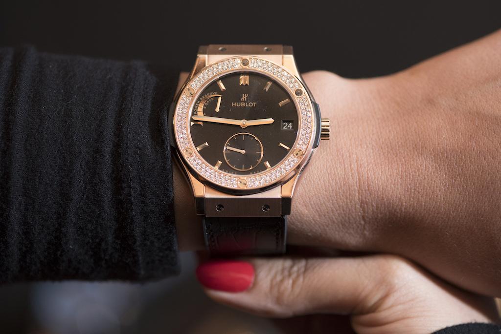 Hublot timepiece