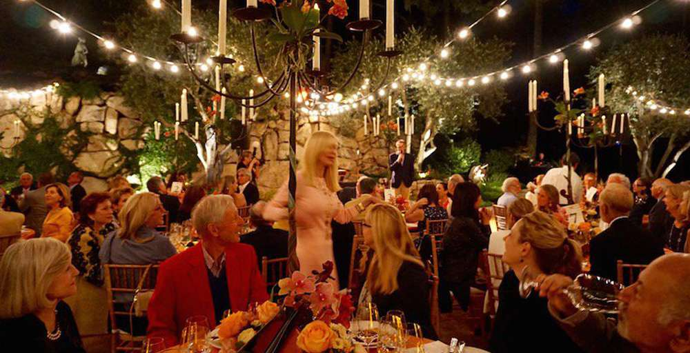 Inside Festival Napa Valley's Unforgettable Patron Dinner at Round Hill Estate