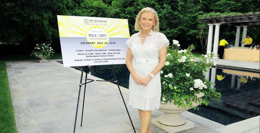Inside the Audrey Gruss Southampton Luncheon for Walk of Hope on July 30th