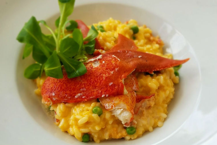 Lobster Risotto 2