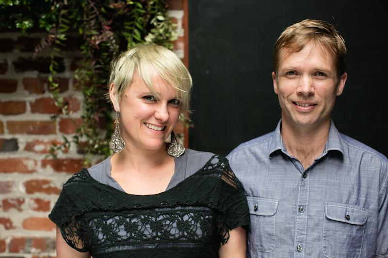 Onsen's Caroline Smith and Sunny Simmons