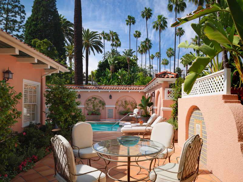 Take A Peek Inside 3 New Restored Beverly Hills Hotel