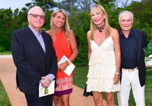 Howard Lorber, Susan Bourdea, Claudia Walters, Billy Walters, Peter Worth, and Noelle Nikpour