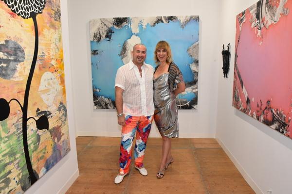 Jason Lyon and Bridgette Morphew