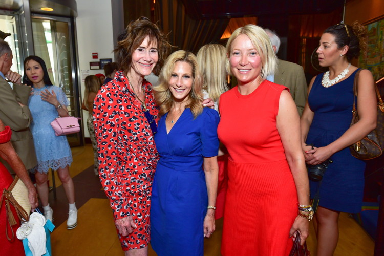 Lee Fryd, Randi Schatz, Janna Bullock==Bastille Day Party Hosted by Jean Shafiroff==Le Cirque, NYC==July 14, 2016==©Patrick McMullan==Photo - Sean Zanni/PMC====