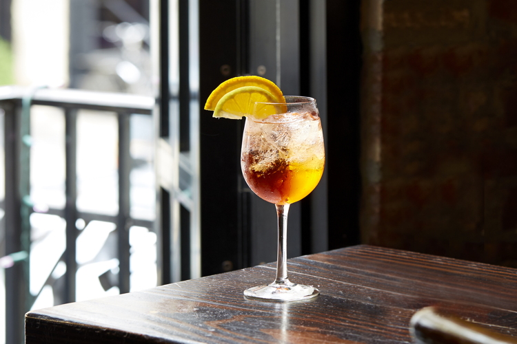 Mighty Fine Spritz