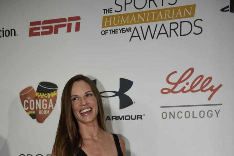 2nd Annual Sports Humanitarian Awards 6