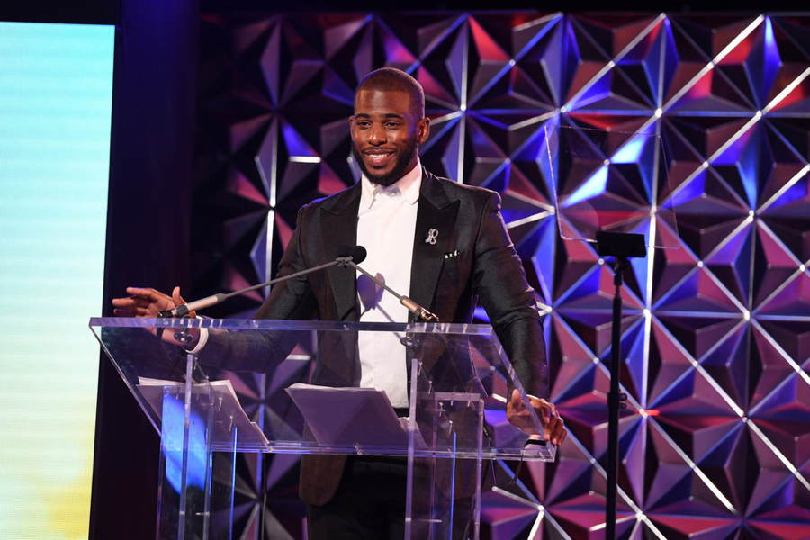 Chris Paul during The Sports Humanitarian Awards presented by ESPN