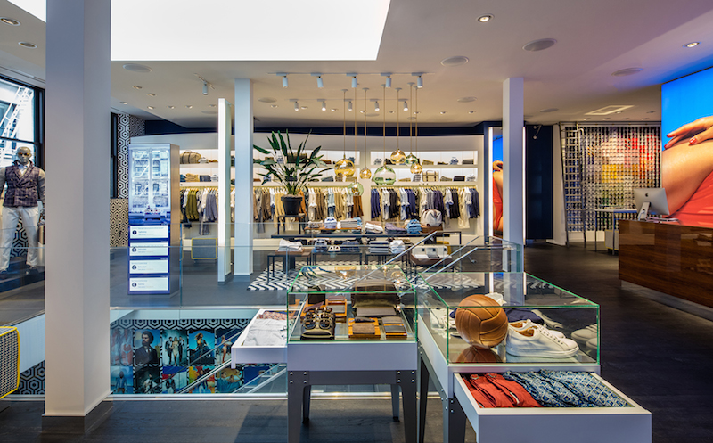SuitSupply's new store in San Francisco