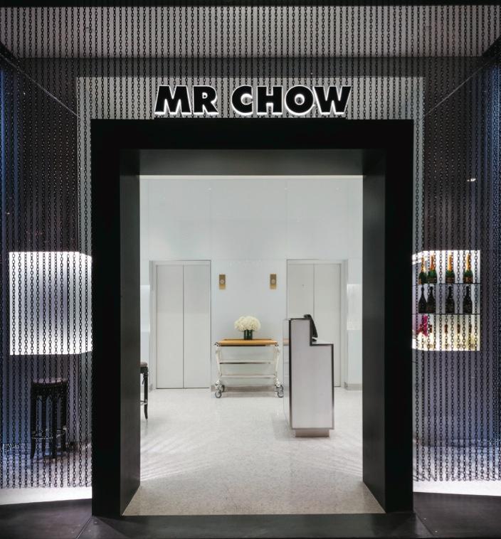 Mr. Chow Las Vegas