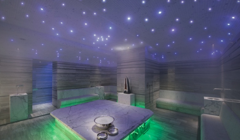 THE SPA AT MANDARIN ORIENTAL, LAS VEGAS