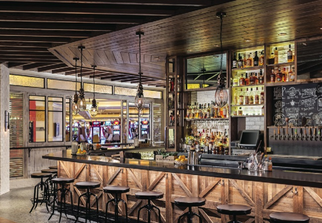 YARDBIRD SOUTHERN TABLE & BAR AT THE VENETIAN