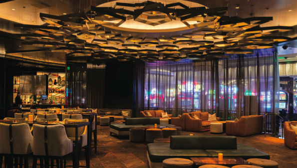 CLIQUE BAR & LOUNGE AT THE COSMOPOLITAN