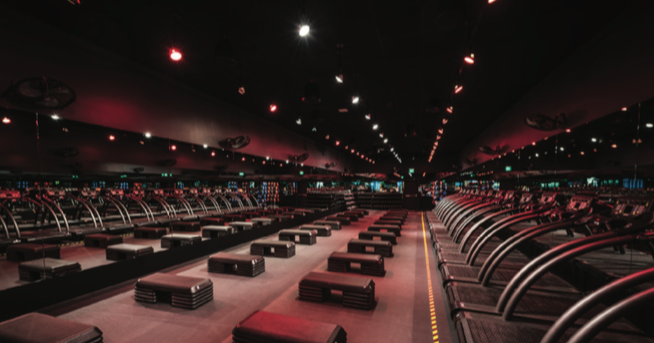 Barry's Bootcamp SF