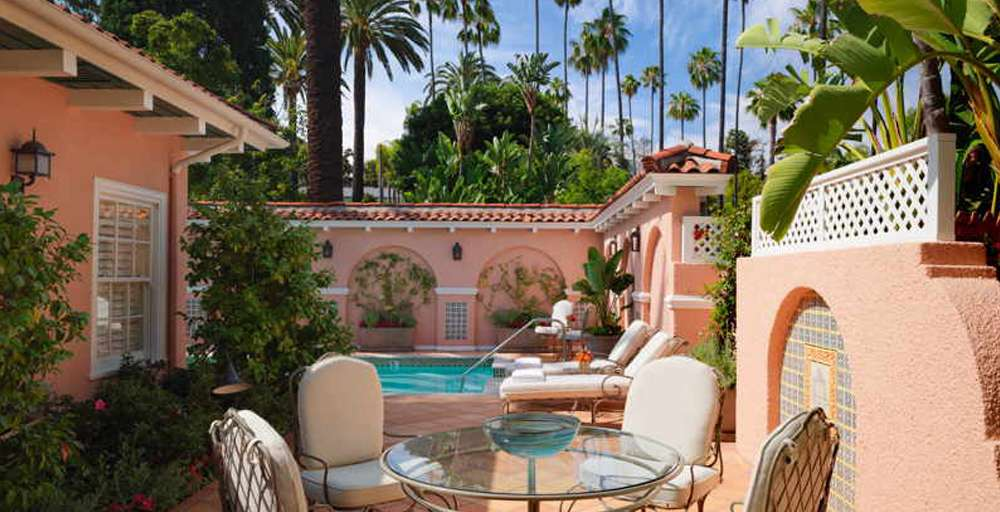Take a Peek Inside 3 Restored Beverly Hills Hotel Bungalows