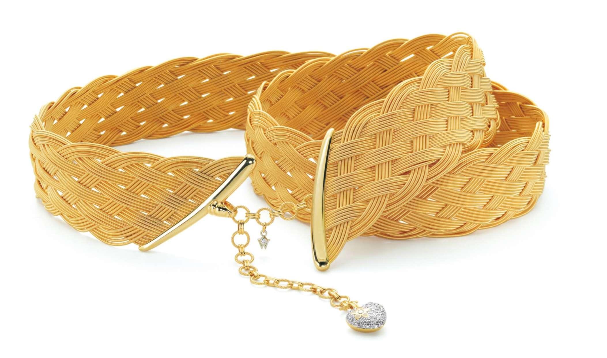 Wellendorff Golden Belt