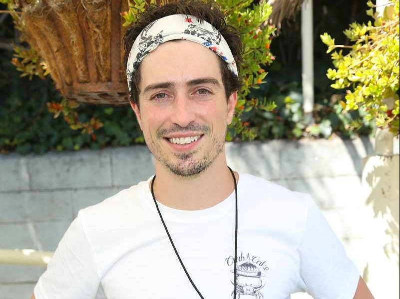 Ben Feldman attends Crab Cake 2013 at The Pikey on September 8, 2013 in Los Angeles