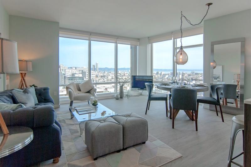 An apartment at Nema