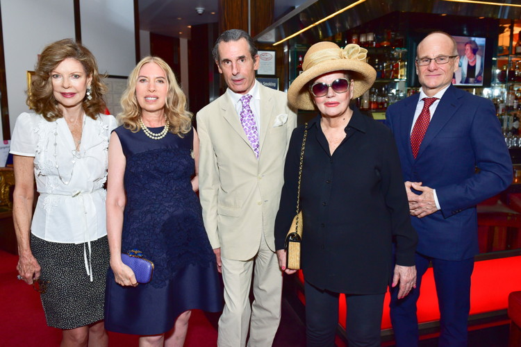Margo Langenberg, Lauren Lawrence, Roy Kean, Ann Rapp, Frederico Wasserman==Bastille Day Party Hosted by Jean Shafiroff==Le Cirque, NYC==July 14, 2016==©Patrick McMullan==Photo - Sean Zanni/PMC====
