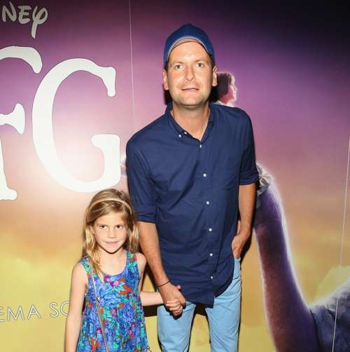 Lily Grace Parker-Bowles, Luke Parker-Bowles==Disney & The Cinema Society Host a Screening of The BFG==Village East Cinema, NYC==June 29, 2016==©Patrick McMullan==Photo - Sylvain Gaboury/PMC== == Lilly; Luke Parker-Bowles