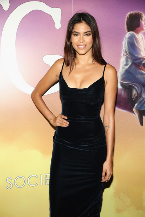 Juliana Herz==Disney & The Cinema Society Host a Screening of The BFG==Village East Cinema, NYC==June 29, 2016==©Patrick McMullan==Photo - Sylvain Gaboury/PMC== == Juliana Herz