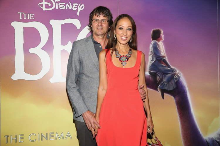 Paul von Ravenstein, Pat Cleveland==Disney & The Cinema Society Host a Screening of The BFG==Village East Cinema, NYC==June 29, 2016==©Patrick McMullan==Photo - Sylvain Gaboury/PMC== == Paul von Ravenstein; Pat Cleveland