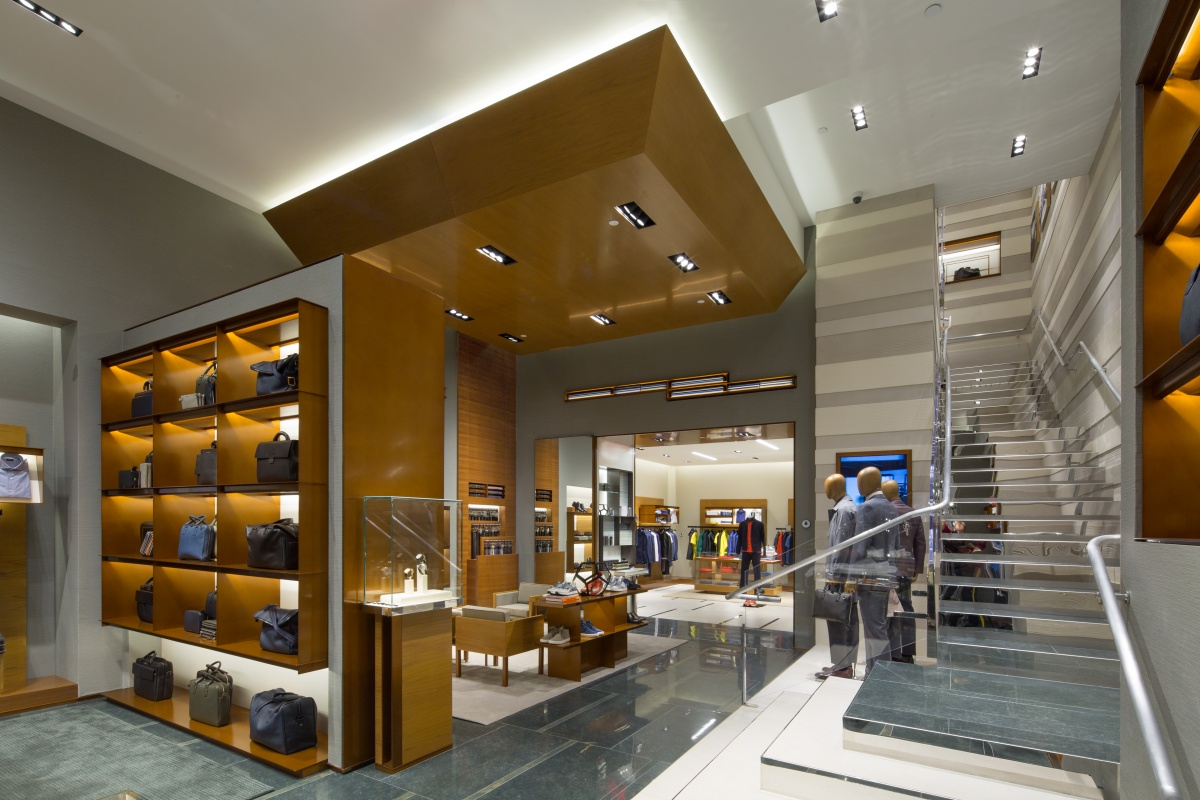 Ermenegildo Zegna Store in Miami's Design District