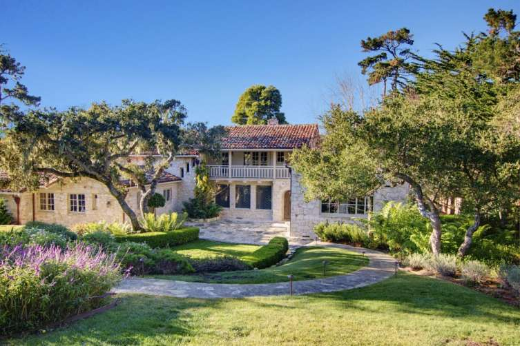 Sotheby 39 s international realty classic pebble beach estate for Classic homes real estate
