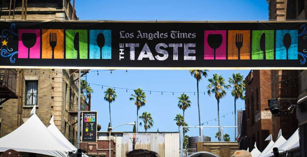 5 Chefs Dish on Why The Taste of LA is Simply the Best