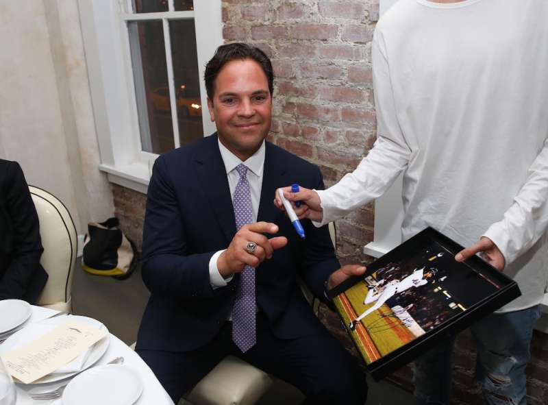 Haute Living Honors Mike Piazza Presented By Johnnie Walker Blue Label And JetSmarter
