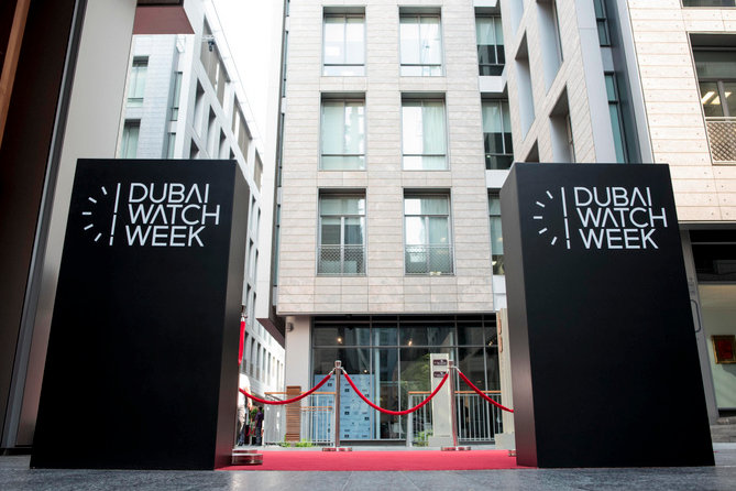 Dubai Watch Week 1