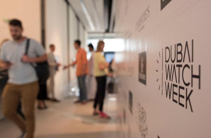 Dubai Watch Week 2