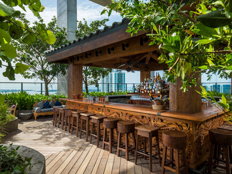 Miami S Best Bars To Get Boozy On National Rum Day