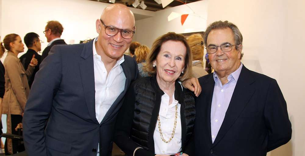 Haute Art: Miami Collectors Flock to Art Basel's Original Fair