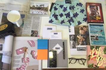 Haute Living – Roland's desk items