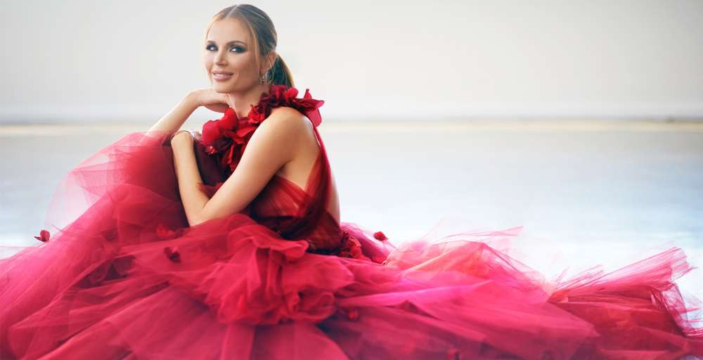 Inside the Glamorous World of Marchesa's Georgina Chapman