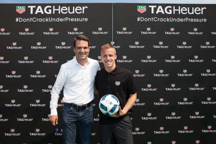 TAG Heuer Sponsors MLS All-Star Game 2