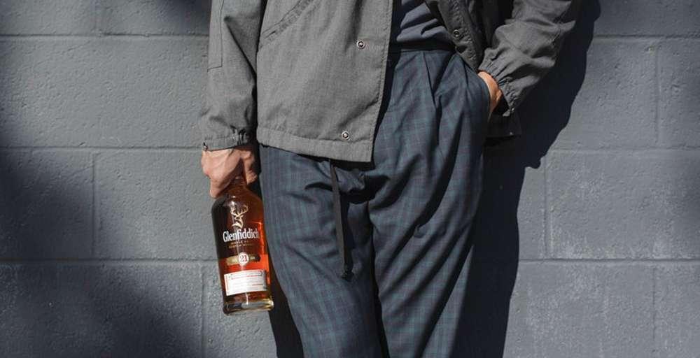 LA: A Sneak Peek at the Glenfiddich Wardrobe XXI Collection