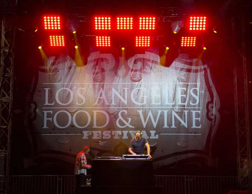 Los Angeles Food & Wine 2015
