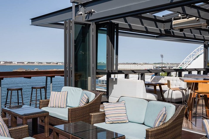 5 Haute Spots For Rooftop Sipping In Boston