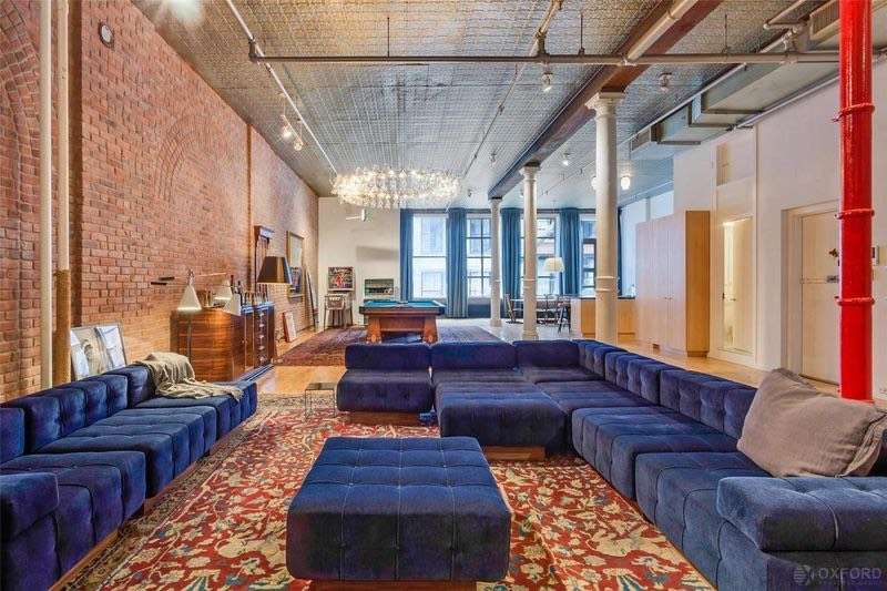 Adam Levine and Behati Prinsloo sold their SoHo loft on Greene Street for $5.5 million.