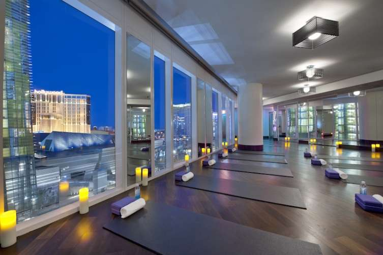 Mandarin Oriental, Las Vegas Fitness and Wellness center