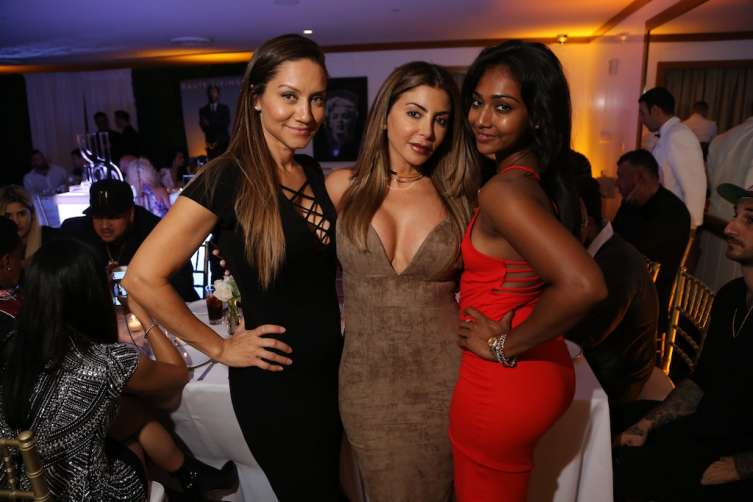 Mary Floyd, Larsa Pippen, & Stephanie Jones3