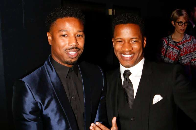 Michael B Jordan and Nate Parker