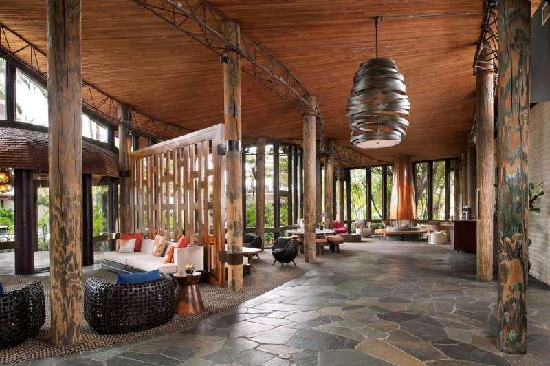 Paradise Point - Lobby Interior