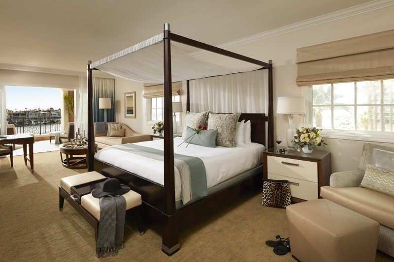 Presidential Suite Master Bedroom