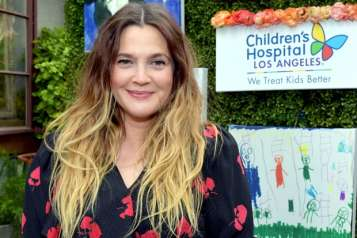 """Drew Barrymore Hosts Shutterfly Mother's Day Event In Partnership With Children's Hospital Los Angeles"""