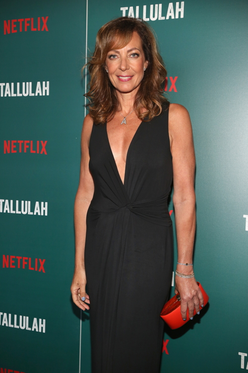 Allison Janney at the Netflix and Cinema Society Screening of of Tallulah at the Landmark Sunshine Cinema, ©Patrick McMullan/Photo s by Sylvain Gaboury/PMC